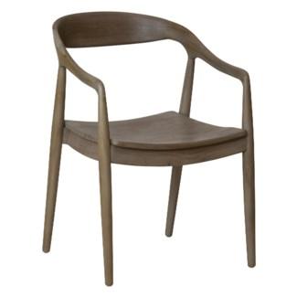 Ingrid Arm Chair - Grey Wash