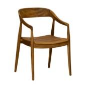 Ingrid Arm Chair in Teak