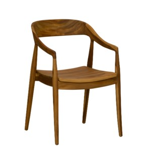 Ingrid Arm Chair in Teak