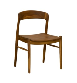 Ingrid Side Chair in Teak