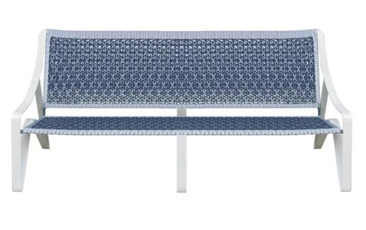 Inverness Sofa - Blue