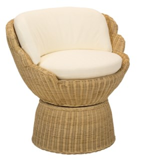 Eden Occasional Chair in Natural