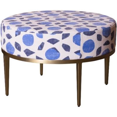 Faraja Coffee Table in Fez Blue
