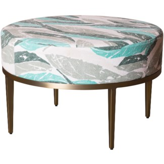 Faraja Coffee Table in Nana Green