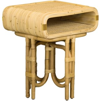 Gavin Side Table in Natural