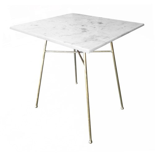 Jani Bistro Table in White