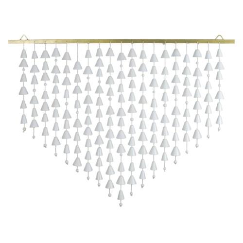 Kerani Large Wall Hanging in White