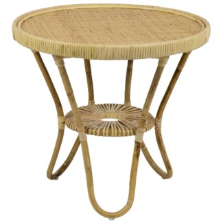 Libra Side Table in Natural