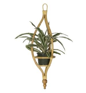 Miya Hanging Planter in Natural