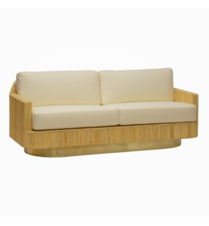Moses Sofa in Natural
