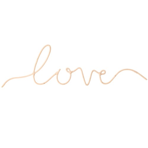"""""""""""""""Love """""""" Word Art"""""""