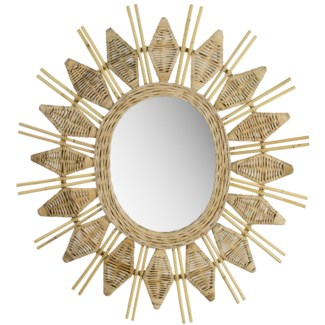 Yala Mirror in Natural
