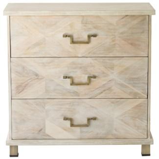 Justinian 3-Drawer Dresser