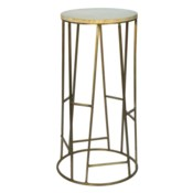 Justinian Bar Stool - LIQ