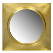 Justinian Clad Square Mirror
