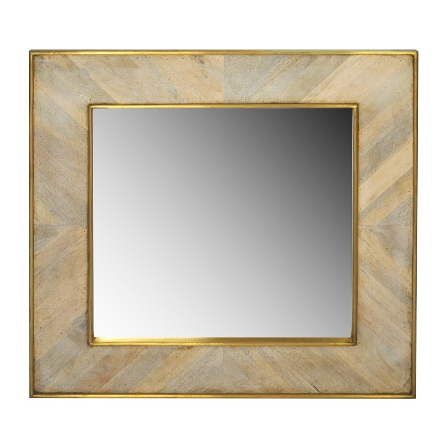 Justinian Square Mirror