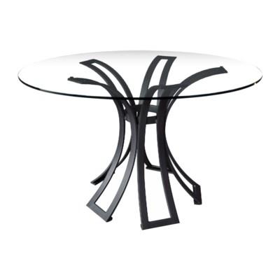 2b3066740e36 Klismos Dining Table Base in Black - dining tables - Selamat Designs
