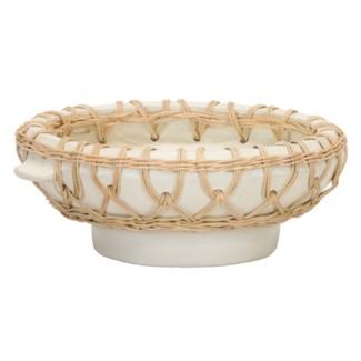 Kaivah Bowl in White