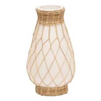 Kaivah Large Vase in White