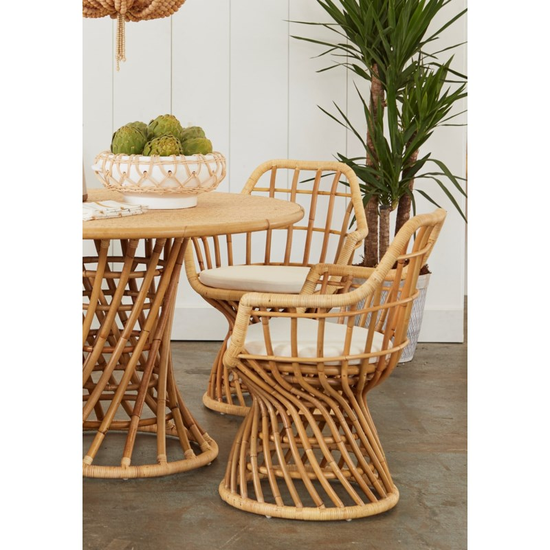 Lakeside Arm Chair in Natural