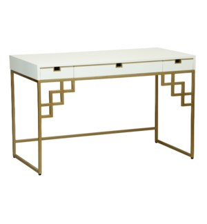 Morgan Desk in White