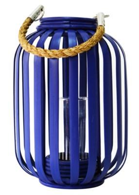 Moana Bamboo Lantern - Navy