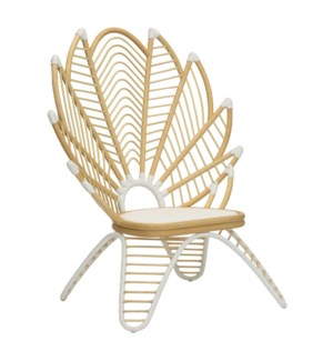 Palm Occasional Chair in Natural