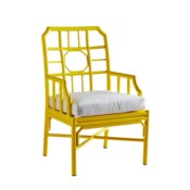 Regeant 4-Season Arm Chair in Yellow - LIQ