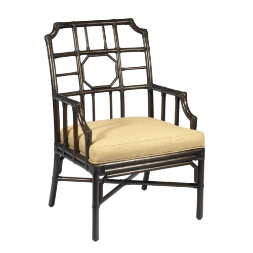 Regeant Arm Chair in Clove