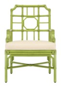 Regeant Arm Chair - Kiwi