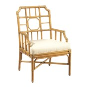Regeant Arm Chair in Nutmeg