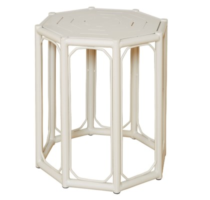 4-Season Regeant Spot Table (Aluminum) - White