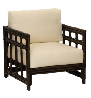 Regeant Lounge Chair in Clove