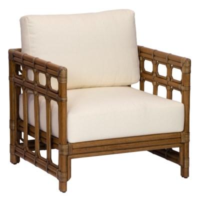 Regeant Lounge Chair in Nutmeg
