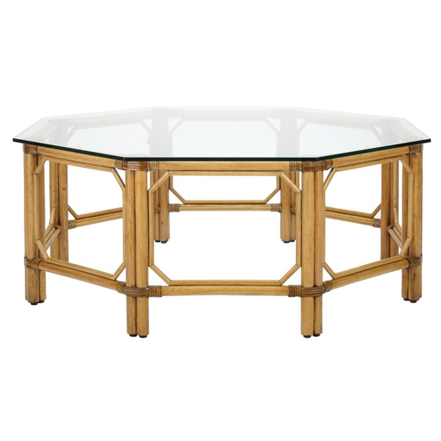 Regeant Octagonal Coffee Table in Nutmeg