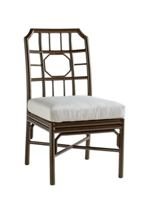 Regeant 4-Season Side Chair in Bronze