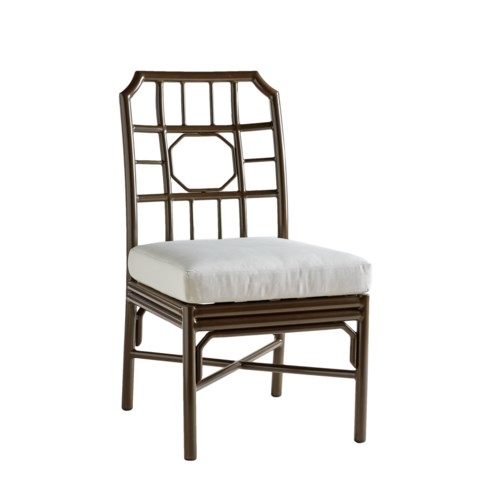 Regeant 4-Season Side Chair in Bronze