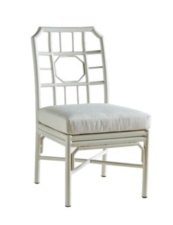 Regeant 4-Season Side Chair in White