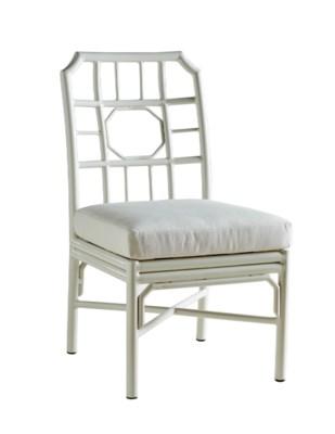 Regeant 4-Season Side Chair in White