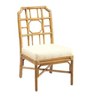 Regeant Side Chair in Nutmeg