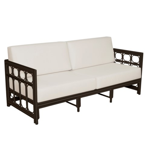 Regeant 4-Season Sofa in Bronze