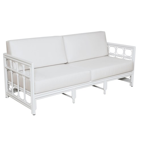 Regeant 4-Season Sofa in White