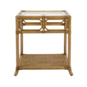 Regeant Side Table in Nutmeg