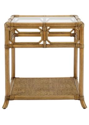 Regeant Side Table in Nutmeg