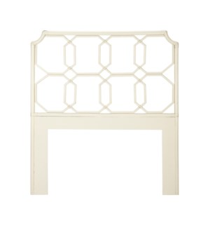 Regeant Twin Headboard in White