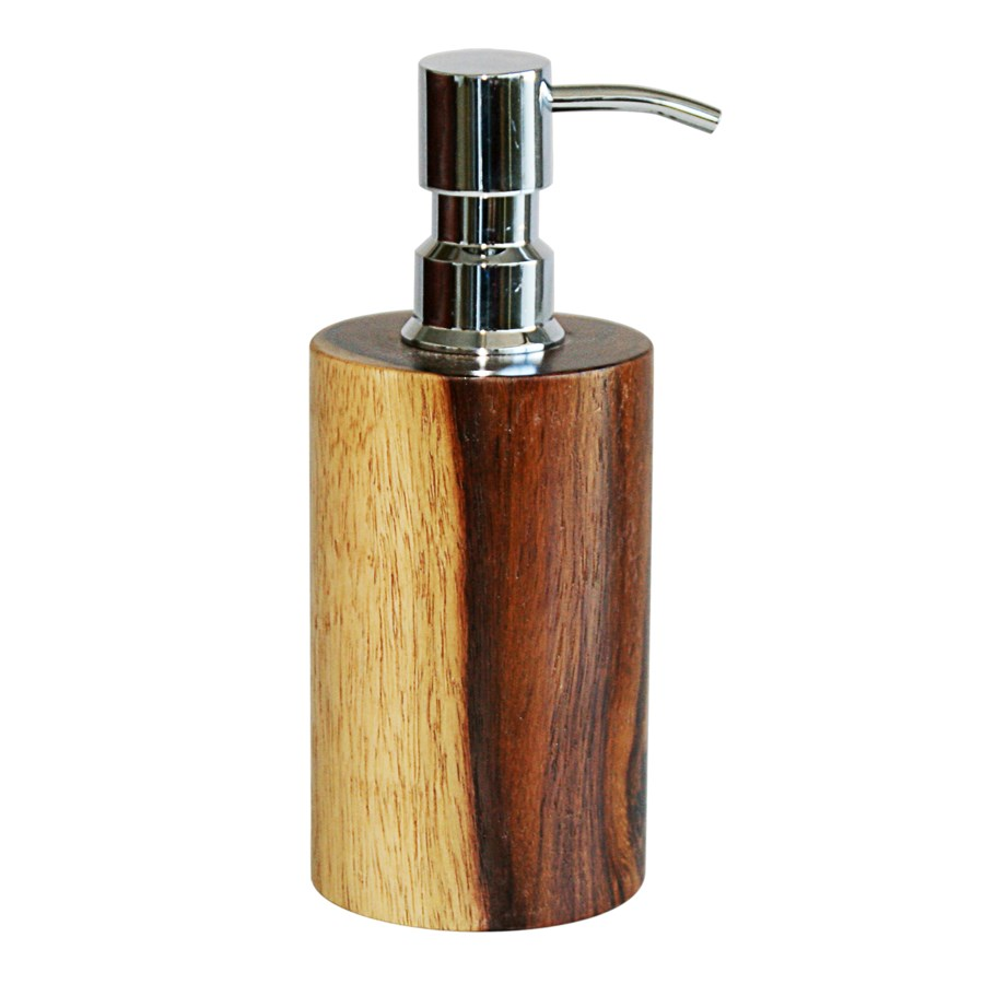 Rosewood Soap/Lotion Dispenser