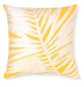 Rapee Chia Yellow Cushion 18x18