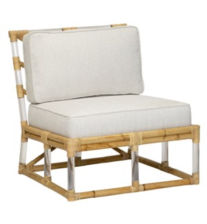 Sea Cliff Slipper Chair