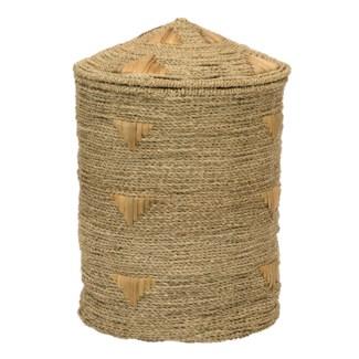 Sonora Lidded Basket