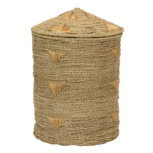 Sonora Lidded Basket